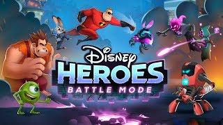 Disney Heroes: Battle Mode Official Launch Trailer