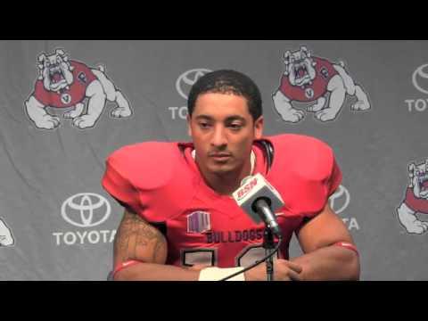 Postgame Press Conference w/ Derron Smith 11/3/2012 video.