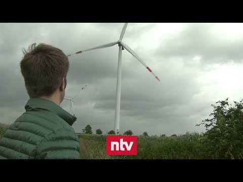 Bürokratiehürden erschweren Windräder-Ausbau | n-tv