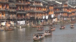 Download Video China Tourism - Ancient Fenghuang town MP3 3GP MP4