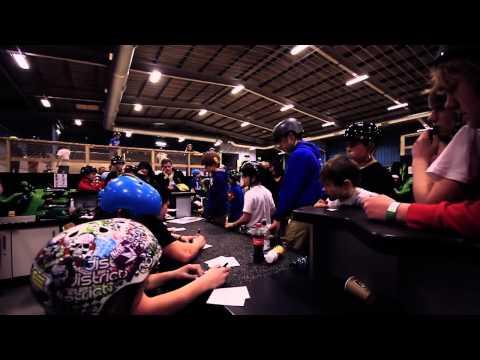 MADDGEAR @ Evolution Extreme (Deeside) Skatepark