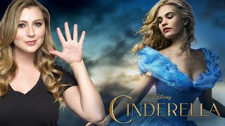 CINDERELLA 2015 MOVIE REVIEW!