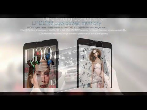 Teclast X70R Intel SoFIA x3-C3230 Quad Core 1.0 GHz 7 Inch Android5.1.1 3G Phone Tablet