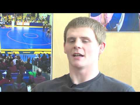 Player Perspectives Series | Dylan DeShane | Wrestling