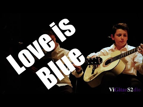 Love is Blue - Paul Mauriat  (Guitar and Band cover) - Thời lượng: 2 phút, 38 giây.