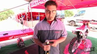6. 2013 Honda CRF450- Suspension