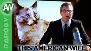 """With the focus of a cat chasing a laser pointer, """"This American Wife"""" host Eric Martin tracks down the people who make the cat videos that distract you from your work.  From AWTV in Los Angeles, it's """"This American Wife.""""From the creators of the hilarious podcast """"This American Wife,"""" a popular parody of """"This American Life,"""" comes a hilarious parody of the Showtime series of the same name.  Each week the TAW team shines a spotlight on something annoying, amusing, and American in pop culture.  This week: public radio pledge drives.  They're long, they're tedious, and they occasionally involve Robert Siegel naming a cocktail.For the podcast version of the series, visit http://www.thisamericanwifepodcast.comWritten, Directed & Produced by Eric MartinStory by Eric Martin, Jen Goldberg, Paul Jay, Alison Agosti & Dave HorwitzMusic by Christopher HoagStarring Mary Holland, Natasha Vargas-Cooper, Laren McGuire, Jack Conway, Eric Martinand Julie KlausnerCamera Eric Martin, Jon D'AvolioSpecial Thanks  John Mulhall,  Alison Agosti, Ned Hepburn, Zach Mathers, Sissy the CatExecutive Producers Tom Hoffman, Matt Johnson"""