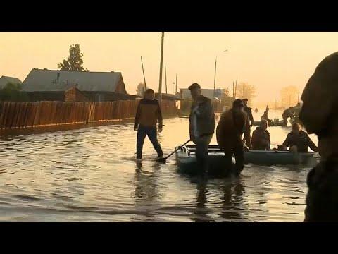 Ρωσία: Φονικές πλημμύρες