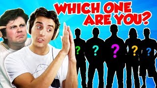 WHICH PAL ARE YOU? The Pals take A Personality Test! (The Pals React)