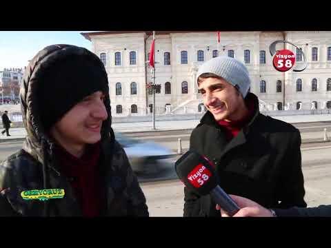 'GЕZİУОRUZ' // VİZУОN 58 ТV // 12.01.2017 / Аlреrеn Мuhsin Кurт / - DomaVideo.Ru