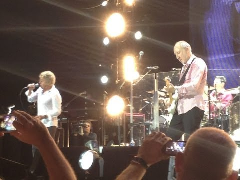 michelle harris - The Who at the O2 London June 16, 2013 - 16/06/13 A cobbled together video of some clips and pics that I took at the concert - it was so amazing I wanted to ...