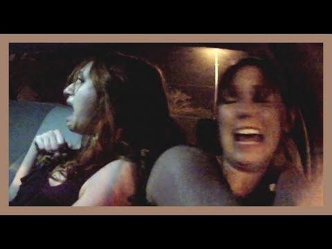 Elakt prank i en taxi