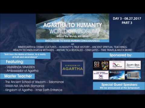 Agartha To Humanity World Symposium - Day 3 (Part 3) With Duncan Cameron
