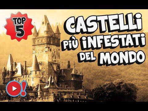 i 5 castelli più infestati del mondo - scopri quali sono!