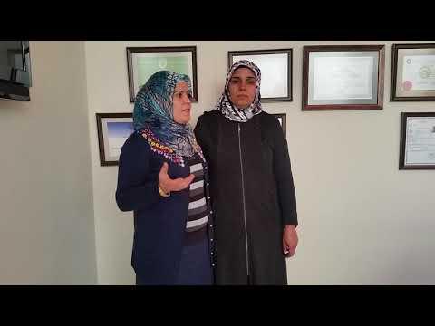 Sakine Yetik - Yurt Dışından Gelen Hasta - Prof. Dr. Orhan Şen