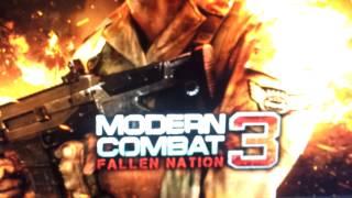 Modern Combat 3 Glitch