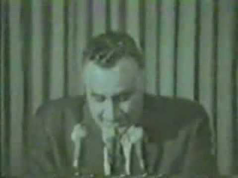 Nasser's speech after the 1967 war defeat