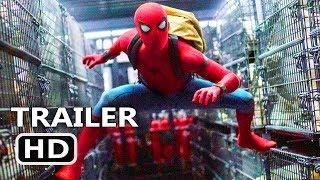 SPІDЕR-MАN HOMECOMІNG ALL Clips & Videos ! (2017) Tom Holland Movie HD