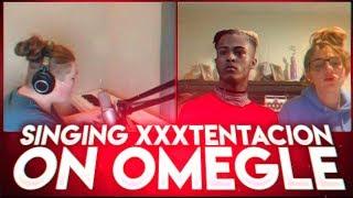 Video SINGING XXXTENTACION ON OMEGLE - (OMEGLE SINGING REACTIONS) #34 MP3, 3GP, MP4, WEBM, AVI, FLV Desember 2018