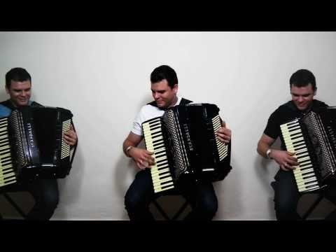 o verdadeiro TRIO DE SANFONEIRO - divulg. video aula curso acordeon sanfona