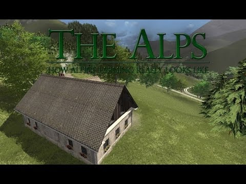 The Alps v1.1 Forest Edition