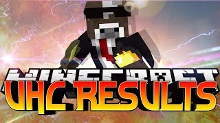 Minecraft Cube UHC Season 8 Results - After Game ( Minecraft Ultra Hardcore )