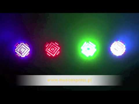 LED TECHNIK PAR 64 RGB DMX