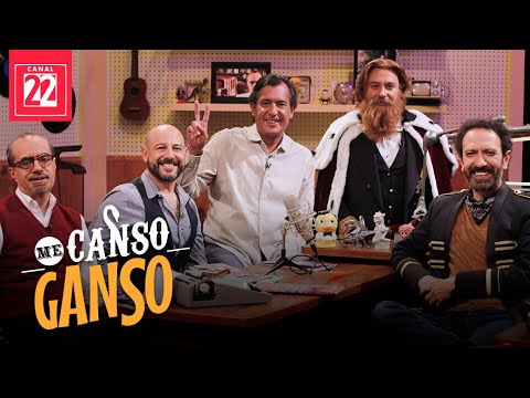 Frases celebres - Me canso ganso. Programa 15