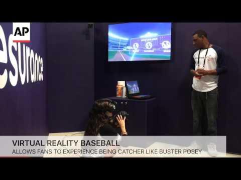 Realidad virtual mete al aficionado en el terreno de juego