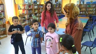 افتتاح النادي الصيفي في المركز الثقافي لتنمية الطفل
