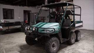 9. 1999 Polaris Ranger 6x6 Used Parts