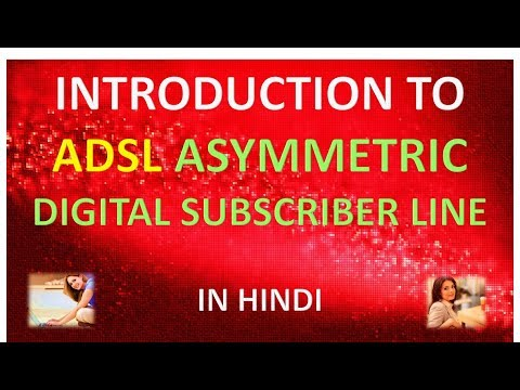an introduction to adsl