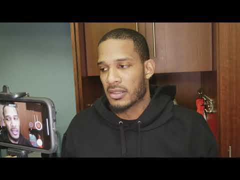 Trevor Ariza after scoring 26 in double OT win over Lakers