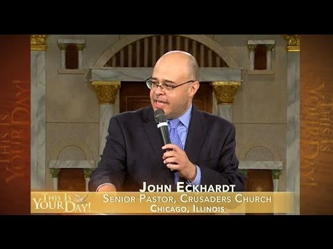 Powerful Deliverance Prayers Part 1 2 and 3 - John Eckhardt & Benny Hinn