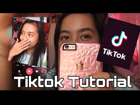 TIKTOK TUTORIAL (transition, Slowmo, Hand G)