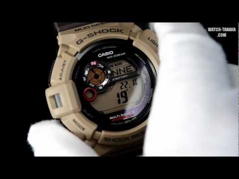 G-SHOCK Men in Military MUDMAN GW-9300ER-5JF メン イン ミリタリーカラーズ
