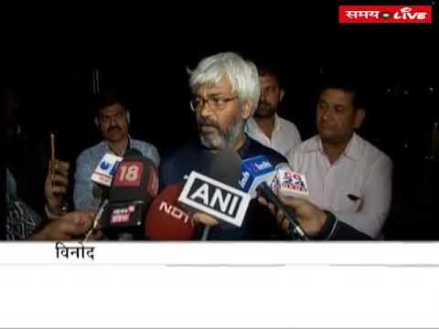 Accused of porn CD case of Chhattisgarh, journalist Vinod Verma said after being released
