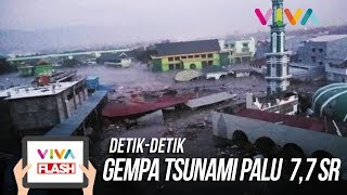 Video Detik-detik Gempa Tsunami Palu 7,7 SR MP3, 3GP, MP4, WEBM, AVI, FLV Oktober 2018