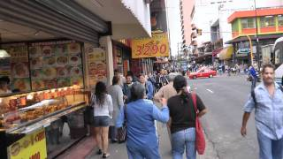 San Jose Costa Rica  City pictures : San Jose Downtown Costa Rica 1080 50p Full HD