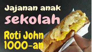 Video RESEP ROTI JOHN 1000 an-Jualan jajanan anak sekolah MP3, 3GP, MP4, WEBM, AVI, FLV Maret 2019