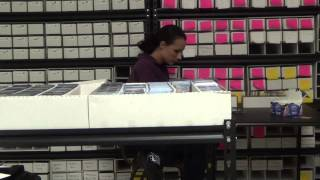 Everyday card store life #78: Tuesday, February 18th. 2014