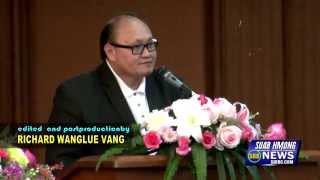 Suab Hmong News: (THAI ONLY) Speech of NengChue Vang at Hmong Development Foundation