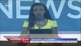 Raging waters kill 9 in Gatundu after a matatu they were in was swept away