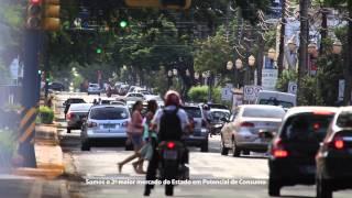Quem acredita em Dourados se dá bem – Desenvolvimento da cidade