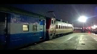Durg India  City pictures : Night Coverage of Various TRAINS at DURG JUNCTION : INDIAN RAILWAYS