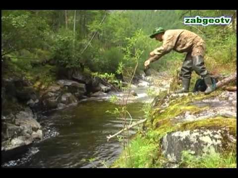 рыбалка во  даурия  держи ленка да хариуса
