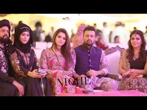 Video Atif Aslam With His Wife Sara SPOTTED at WEDDING Event - MAI AGAR SITARON SAY download in MP3, 3GP, MP4, WEBM, AVI, FLV January 2017
