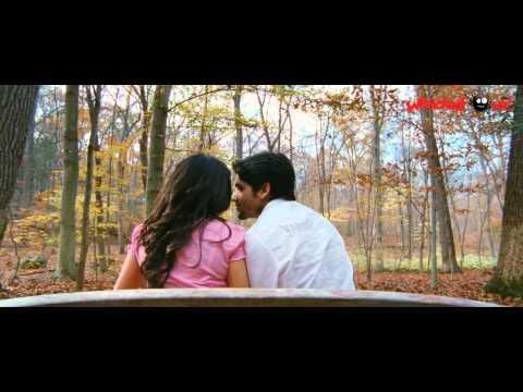 ye maya chesave - lip kiss scene- naga chaitanya and samantha