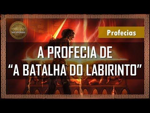"A Profecia de ""A Batalha do Labirinto"" | DESVENDANDO AS PROFECIAS #4"