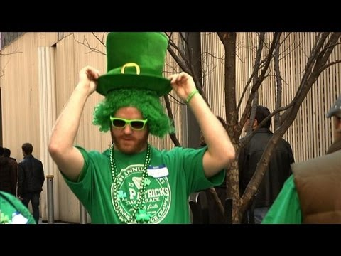 St. Patties Day - The Wall Street Journal's Jeff Bush travels to Dublin to find out how the Irish feel about the way Americans celebrate St. Patrick's Day. (hint:green Guinnes...